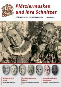 2015 Plätzlermasken und ihre Schnitzer Titelblatt klein