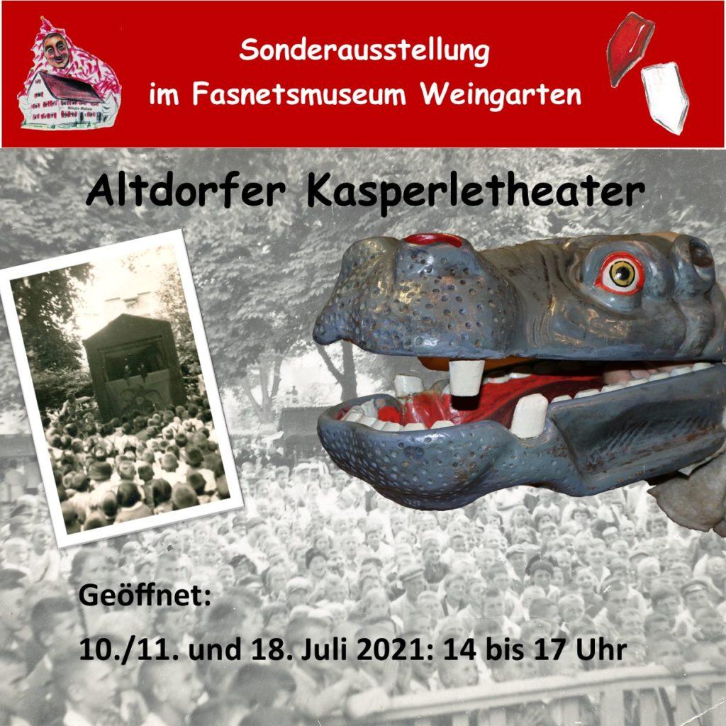 Kasperletheater Weingarten Welfenfest